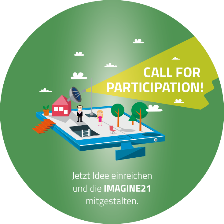 call for participation button